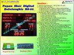 Badminton Scoreboard BS-02