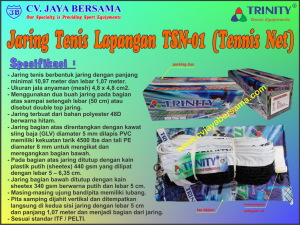 Jaring Tenis Lapangan TSN-01