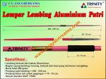 Lembing Akuminium 600 gram