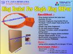 Ring Basket Per Single Ring RBP-01