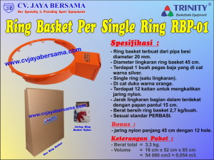 Ring Basket Per Single Ring RBP-01