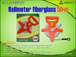 Rollmeter 50m Fiberglass