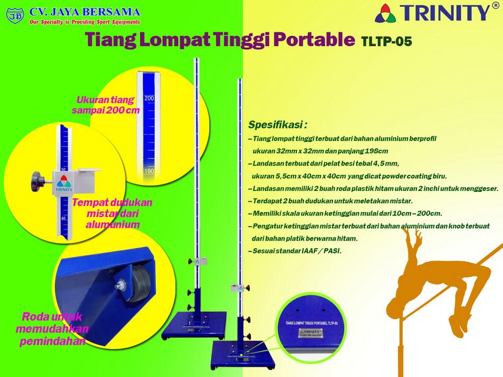 Tiang Lompat Tingg Portabel TLTP 05