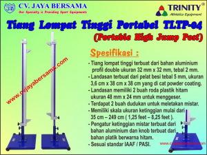 Tiang Lompat Tinggi Portable TLTP-04