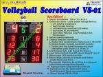 Volleyball Scoreboard VS-01
