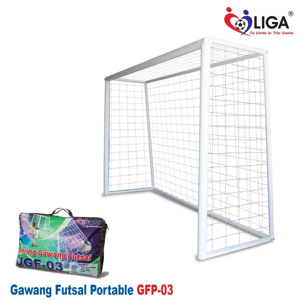 bola futsal, scoreboard futsal, gawang futsal, gawang futsal portable, jaring gawang futsal, jaring lapangan futsal, jaring pinggir lapangan